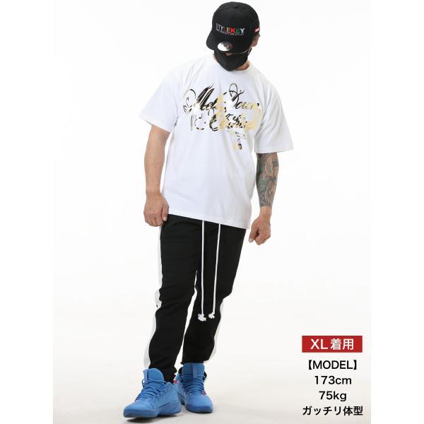 MELTDOWN(メルトダウン) Tシャツ FOIL SCRIPT S/S TEE(MD18SS-SS02) ストリート系 B系 大きいサイズ|b-bros|04