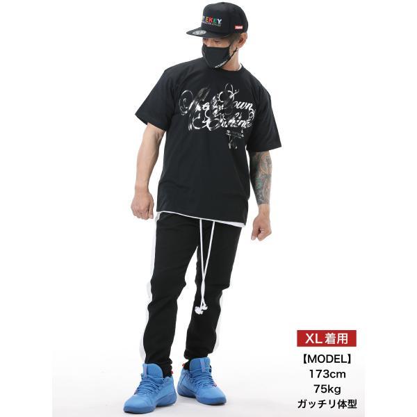 MELTDOWN(メルトダウン) Tシャツ FOIL SCRIPT S/S TEE(MD18SS-SS02) ストリート系 B系 大きいサイズ|b-bros|06