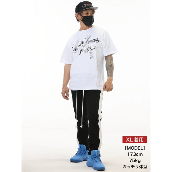 MELTDOWN(メルトダウン) Tシャツ FOIL SCRIPT S/S TEE(MD18SS-SS02) ストリート系 B系 大きいサイズ|b-bros|08