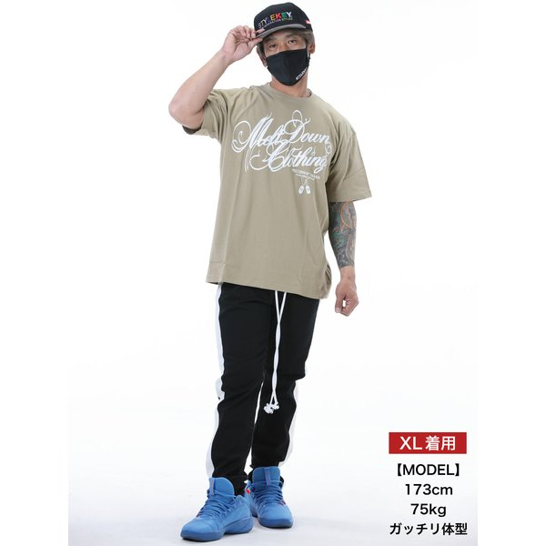 MELTDOWN(メルトダウン) Tシャツ NATURE SCRIPT S/S TEE(MD18SS-SS04) ストリート系 B系 大きいサイズ|b-bros|06