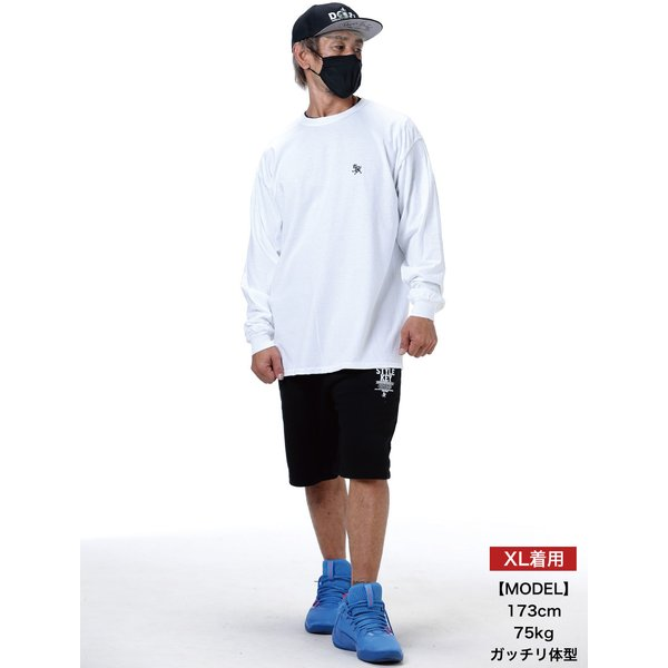 STYLEKEY(スタイルキー) 長袖Tシャツ ROYAL POINT L/S TEE(SK18HO-LS02) ストリート系 B系 大きいサイズ b-bros 02