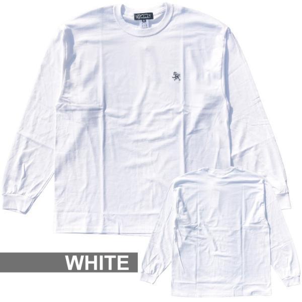 STYLEKEY(スタイルキー) 長袖Tシャツ ROYAL POINT L/S TEE(SK18HO-LS02) ストリート系 B系 大きいサイズ b-bros 03