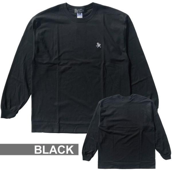 STYLEKEY(スタイルキー) 長袖Tシャツ ROYAL POINT L/S TEE(SK18HO-LS02) ストリート系 B系 大きいサイズ b-bros 04