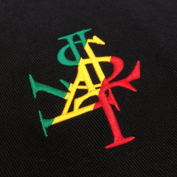 STYLEKEY スタイルキー ポロシャツ RASTA ROYAL 鹿の子 S/S POLO(SK18SU-PL01) ストリート系 B系 大きいサイズ b-bros 03
