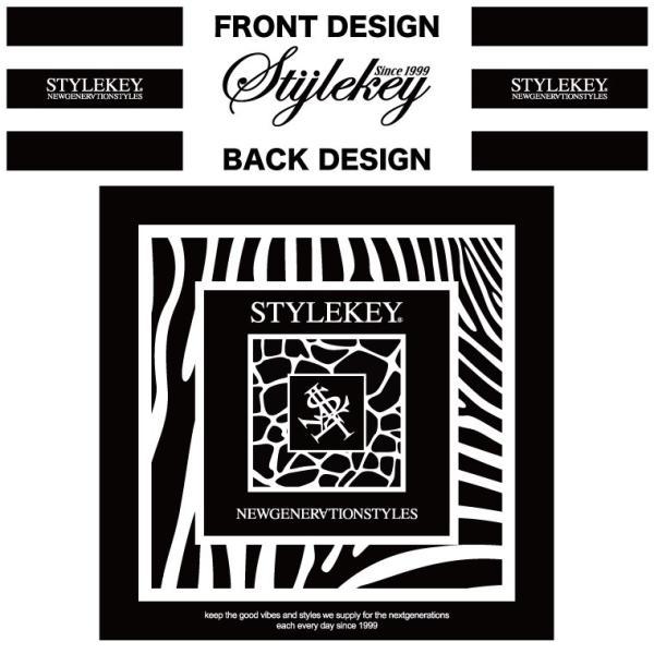 STYLEKEY スタイルキー 半袖シャツ CAPTURE S/S SHIRT(SK19SP-BL01) ストリート系 B系 大きいサイズ|b-bros|04