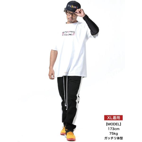 STYLEKEY スタイルキー 半袖Tシャツ ROSE BOX S/S TEE(SK19SP-SS05) ストリート系 B系 大きいサイズ|b-bros|02