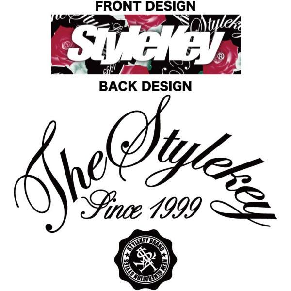 STYLEKEY スタイルキー 半袖Tシャツ ROSE BOX S/S TEE(SK19SP-SS05) ストリート系 B系 大きいサイズ|b-bros|05