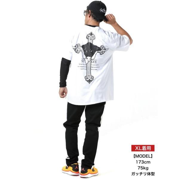 STYLEKEY スタイルキー 半袖Tシャツ ADVENT S/S TEE(SK19SP-SS06) ストリート系 B系 大きいサイズ|b-bros|02