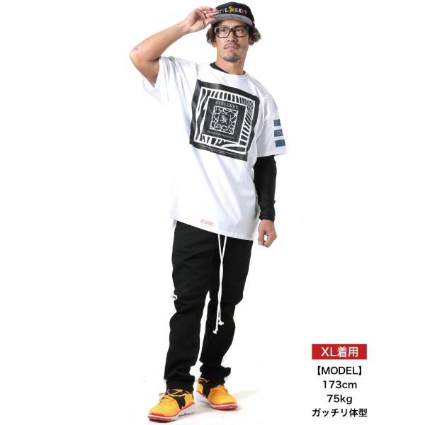 STYLEKEY スタイルキー 半袖Tシャツ CAPTURE S/S TEE(SK19SP-SS08) ストリート系 B系 大きいサイズ|b-bros|02