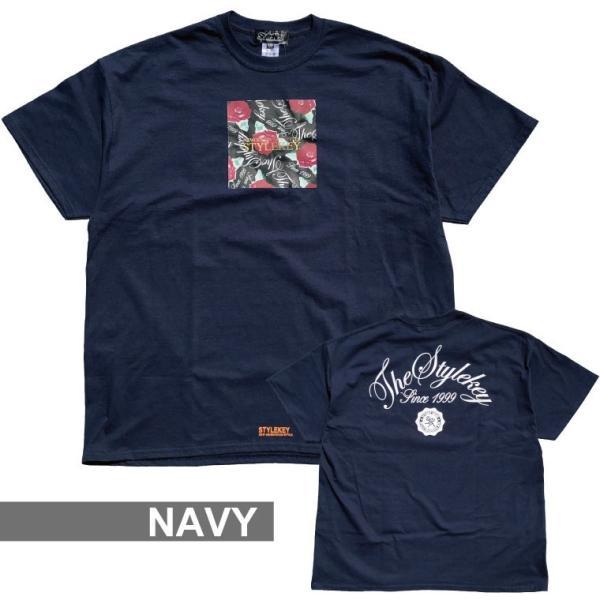 STYLEKEY スタイルキー 半袖Tシャツ PRESENTS S/S TEE(SK19SP-SS13) ストリート系 B系 大きいサイズ b-bros 05