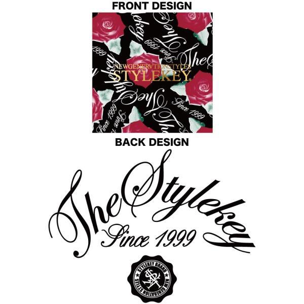 STYLEKEY スタイルキー 半袖Tシャツ PRESENTS S/S TEE(SK19SP-SS13) ストリート系 B系 大きいサイズ b-bros 06