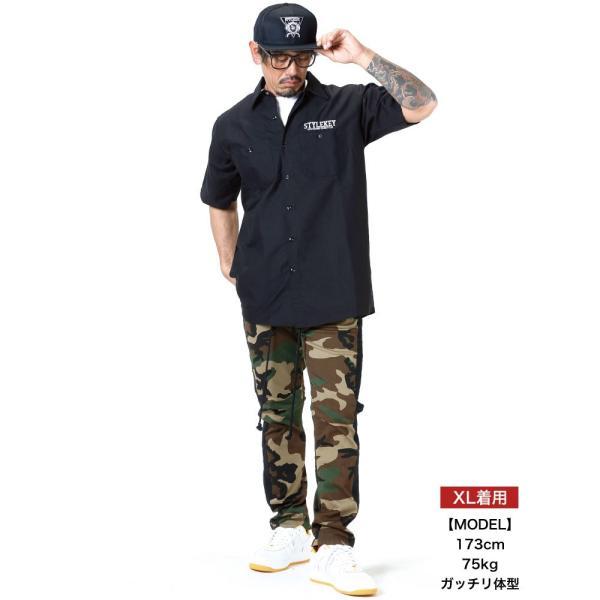 STYLEKEY スタイルキー 半袖シャツ VIGOR 99 S/S SHIRT(SK19SU-BL02) ストリート系 B系 大きいサイズ|b-bros|02