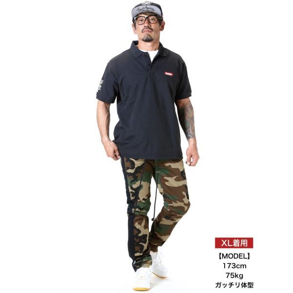 STYLEKEY スタイルキー ポロシャツ SMART BOX 鹿の子 S/S POLO(SK19SU-PL01) ストリート系 B系 大きいサイズ b-bros 02