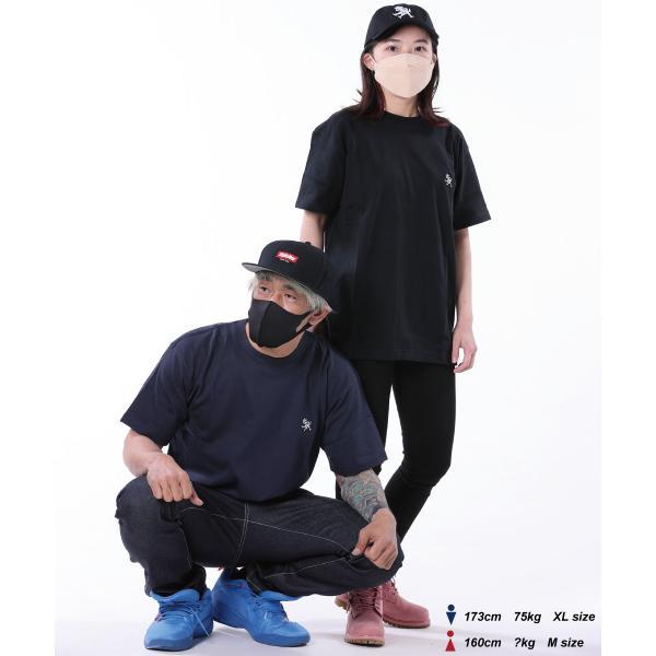STYLEKEY(スタイルキー) 半袖Tシャツ ROYAL POINT S/S TEE(SK19SU-SS02) ストリート系 B系 大きいサイズ b-bros 03