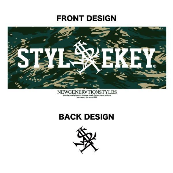 STYLEKEY スタイルキー 半袖Tシャツ COCKPIT S/S TEE(SK19SU-SS06) ストリート系 B系 大きいサイズ|b-bros|05