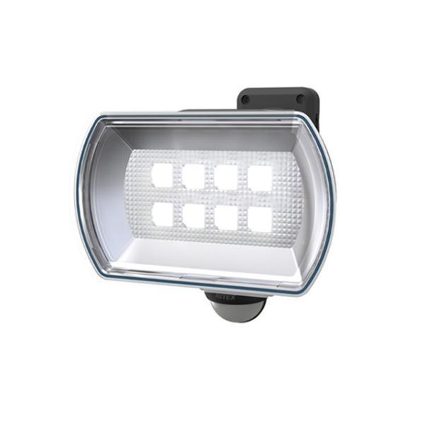 4.5Wワイド フリーアーム式LED乾電池センサーライト LED-150 屋外 階段 玄関 照明 防犯 常夜灯  自動点灯 屋外 防水 LED 自動消灯 玄関ライト 防犯ライト