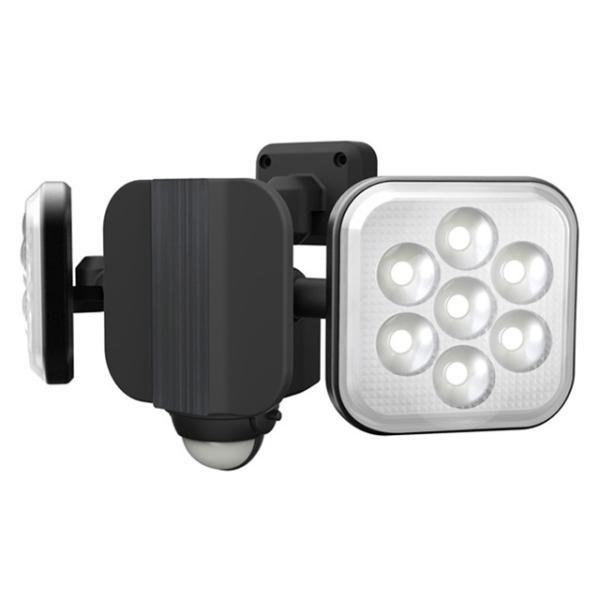 8W×2灯 LEDセンサーライト LED-AC2016 屋外 階段 玄関 照明 防犯 常夜灯 自動点灯 屋外 防水 LED 自動消灯 玄関ライト 防犯ライト