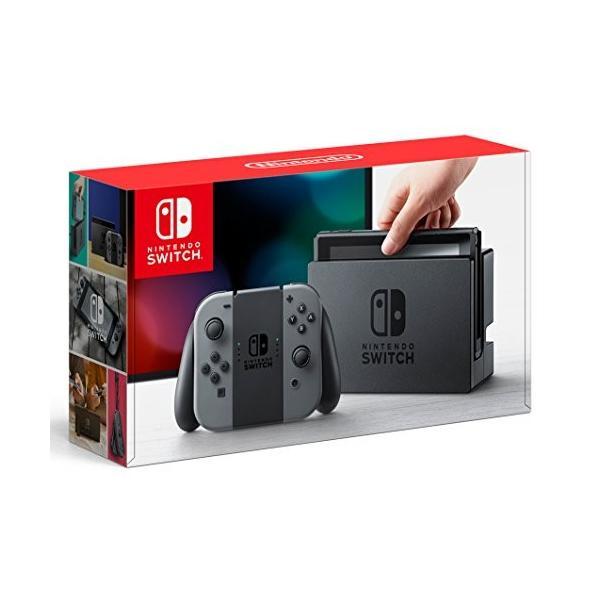 在庫あり 新品 Nintendo Switch Joy-Con (L) / (R) グレー 任天堂 ニンテンドースイッチ