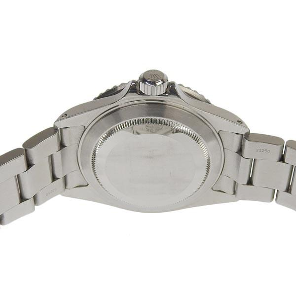 B楽市本店 本物 ROLEX ロレックス サブマリーナデイト メンズ オートマ 腕時計 16610 P番|b-rakuichi|04