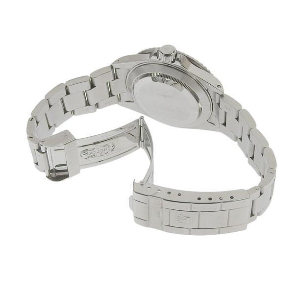 B楽市本店 本物 ROLEX ロレックス サブマリーナデイト メンズ オートマ 腕時計 16610 P番|b-rakuichi|05