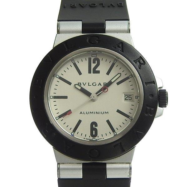 sale retailer a72a3 afb37 03楽市 本物 BVLGARI ブルガリ アルミニウム メンズ オートマ 腕時計 AL38TA :g2000358200000076:ブランド楽市 -  通販 - Yahoo!ショッピング