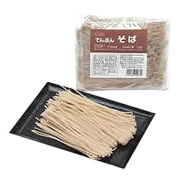 低たんぱく 腎臓病食 低たんぱく麺 オトコーポレーション 新でんぷん蕎麦(でんぷんそば) 100g×3食