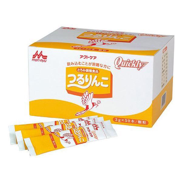 介護食 とろみ剤 つるりんこQuickly 3g×50 クリニコ