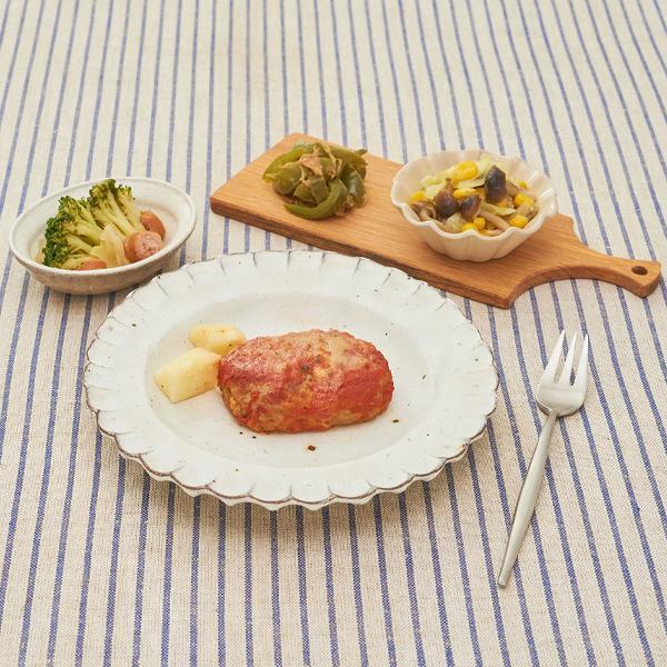 冷凍弁当 低カロリー 減塩  おかず みしまの御膳みやび チーズハンバーグ 220g【 管理栄養士監修
