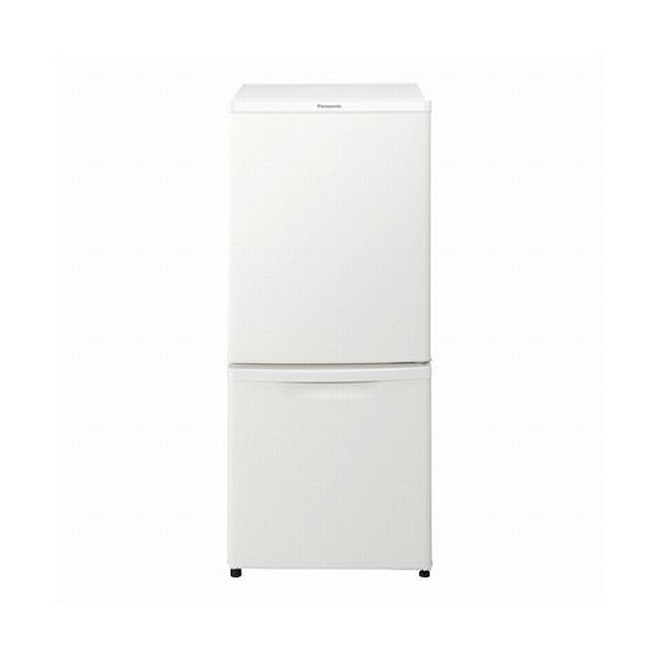パナソニック冷蔵庫2ドア138Lマットバニラホワイト新生活一人暮らし引っ越しシンプルNR-B14CW-W