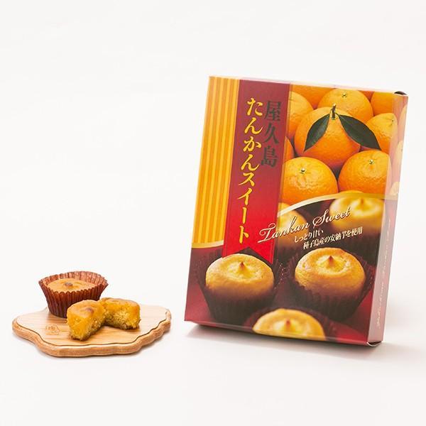 屋久島銘菓 屋久島 たんかんスイート 6個入|babayaku
