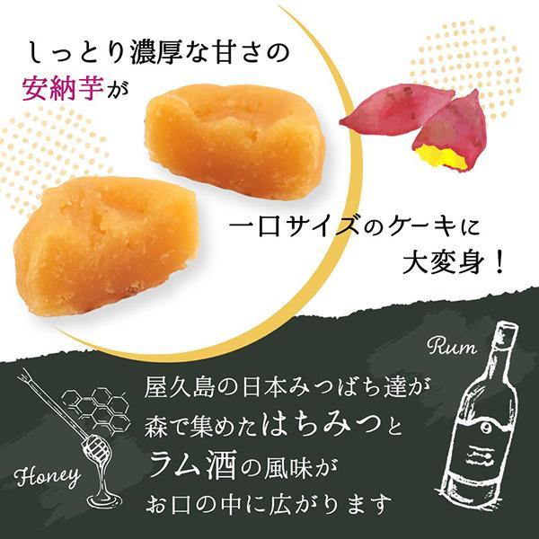 屋久島スイートケーキ 20個入り|babayaku|02