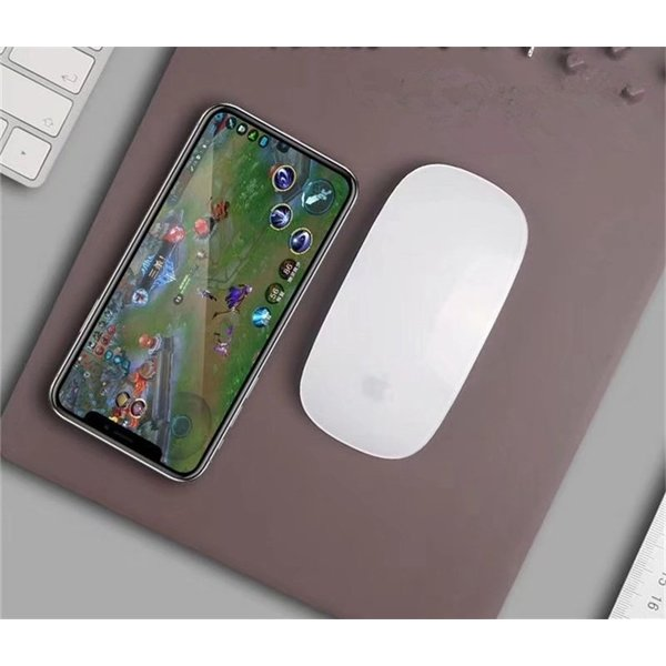 マウスパッド PC パソコン 周辺機器 おしゃれ ワイヤレス充電付き 高速 チャージボード 無線充電機能 スマホ設置台 マウスパッド 多功能 最新 人気 送料無料|babel22|08