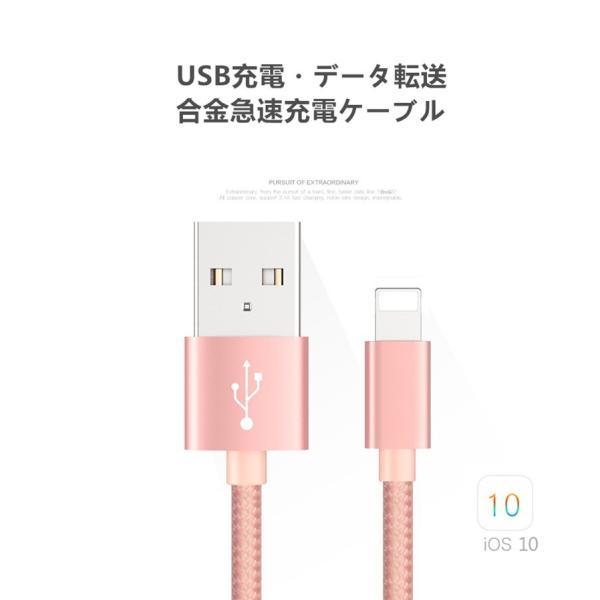 充電ケーブル iPhone micro Type-C USBケーブル Android用 急速充電 スピードデータ転送 多機種対応 断線防止 長さ1m Galaxy HUAWEI XS Max ケーブル|babel22|03