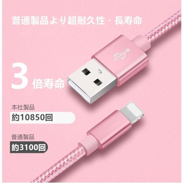 充電ケーブル iPhone micro Type-C USBケーブル Android用 急速充電 スピードデータ転送 多機種対応 断線防止 長さ1m Galaxy HUAWEI XS Max ケーブル|babel22|09