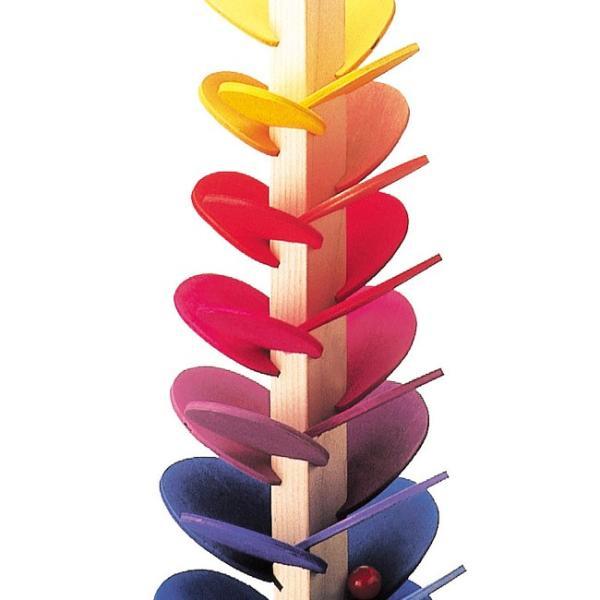 ボーネルンド(BorneLund)木のおもちゃ 音の出るおもちゃ カラコロツリーS|baby-jacksons|02
