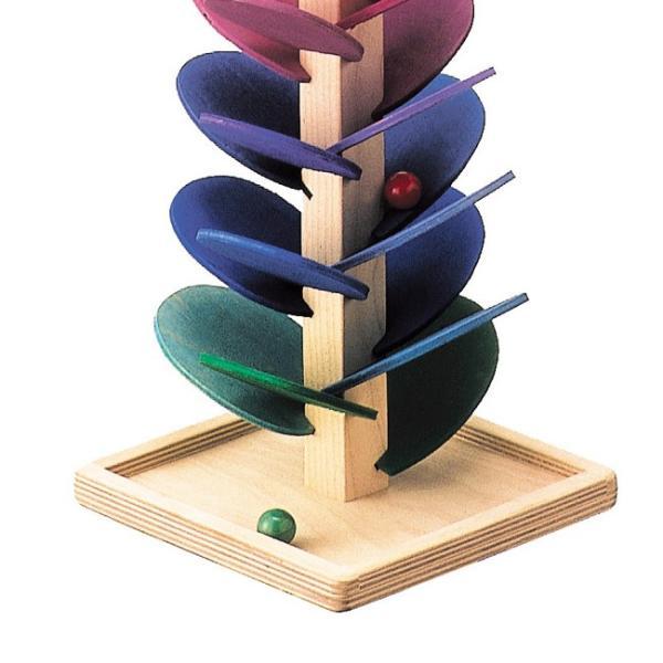 ボーネルンド(BorneLund)木のおもちゃ 音の出るおもちゃ カラコロツリーS|baby-jacksons|03