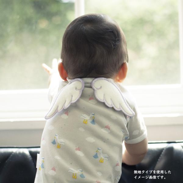 ファーストドレス 正規品 日本製 天使の羽がついた汗取りパッド  【リバティモデル】((エンジェル) ベビー 新生児から baby-jacksons 04