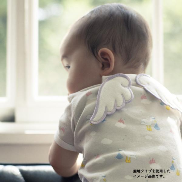 ファーストドレス 正規品 日本製 天使の羽がついた汗取りパッド  【リバティモデル】((エンジェル) ベビー 新生児から baby-jacksons 05