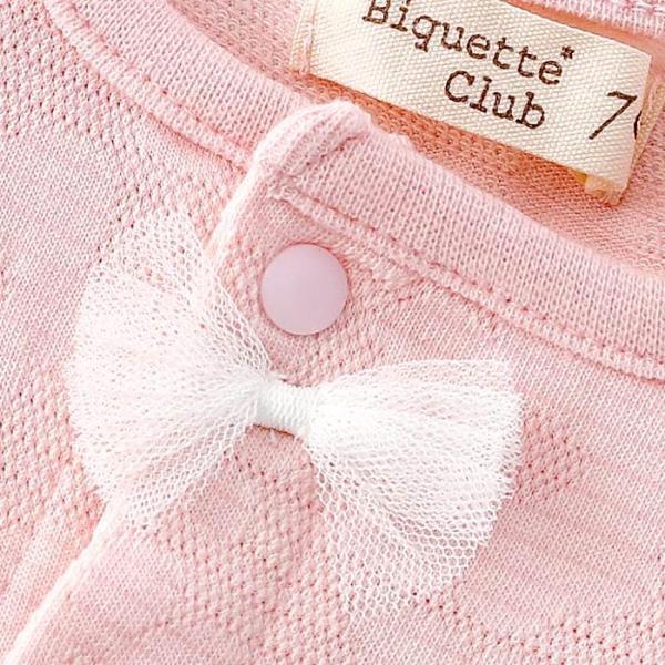 あすつく ベビー 女の子 キムラタン Biquette Club ビケットクラブ  半袖グレコ 70 80|baby-kids-kimuratan|13