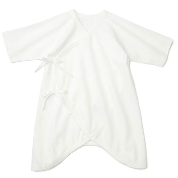 愛情設計 【日本製】スムースコンビ肌着(50/60cm) キムラタン 子供服 ベビー服[肌着]