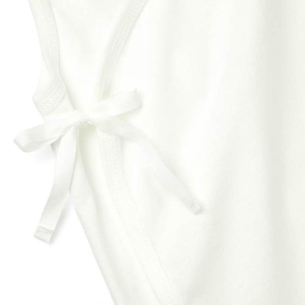 あすつく ベビー 子供服 キムラタン 愛情設計 日本製 袖なし天竺短肌着 夏用 50 60cm|baby-kids-kimuratan|03