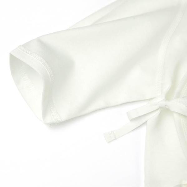 あすつく ベビー 子供服 キムラタン 愛情設計 日本製 天竺 コンビ肌着 夏用 50 60cm|baby-kids-kimuratan|05