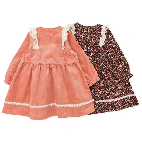 Biquette (ビケット ) ワンピース (80〜130cm)  女の子 キムラタン 子供服 あすつく|baby-kids-kimuratan|02
