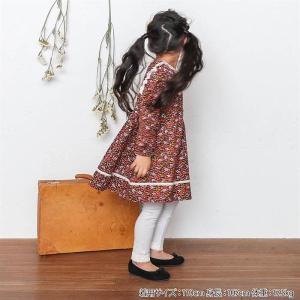 Biquette (ビケット ) ワンピース (80〜130cm)  女の子 キムラタン 子供服 あすつく|baby-kids-kimuratan|10