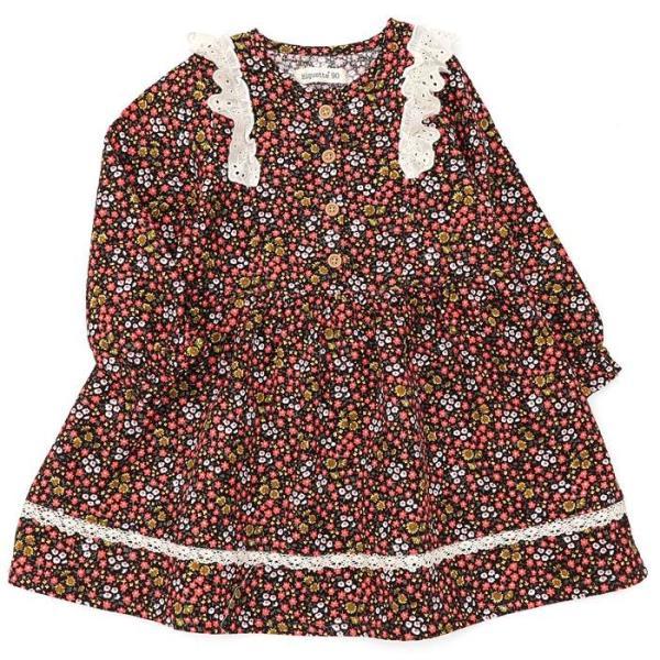 Biquette (ビケット ) ワンピース (80〜130cm)  女の子 キムラタン 子供服 あすつく|baby-kids-kimuratan|17