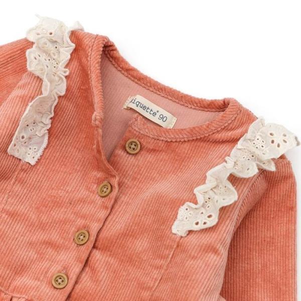 Biquette (ビケット ) ワンピース (80〜130cm)  女の子 キムラタン 子供服 あすつく|baby-kids-kimuratan|03