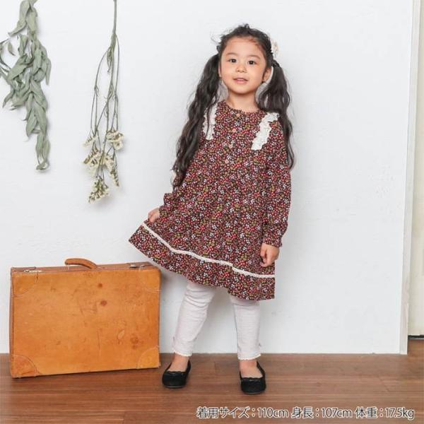Biquette (ビケット ) ワンピース (80〜130cm)  女の子 キムラタン 子供服 あすつく|baby-kids-kimuratan|04