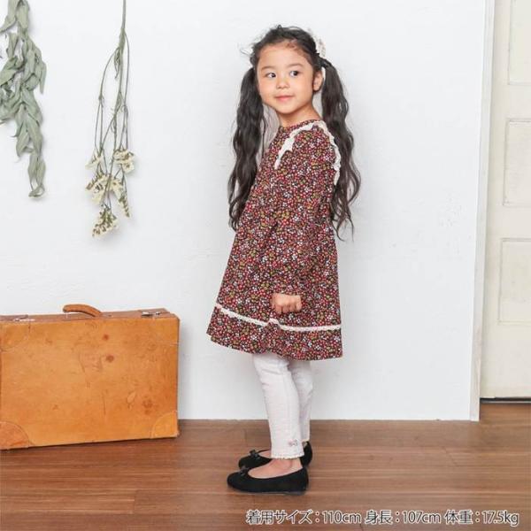 Biquette (ビケット ) ワンピース (80〜130cm)  女の子 キムラタン 子供服 あすつく|baby-kids-kimuratan|05
