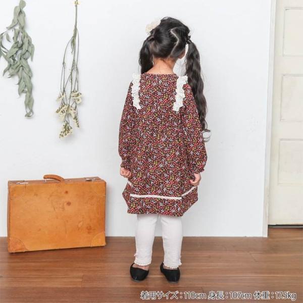 Biquette (ビケット ) ワンピース (80〜130cm)  女の子 キムラタン 子供服 あすつく|baby-kids-kimuratan|06