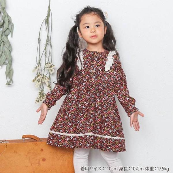 Biquette (ビケット ) ワンピース (80〜130cm)  女の子 キムラタン 子供服 あすつく|baby-kids-kimuratan|07